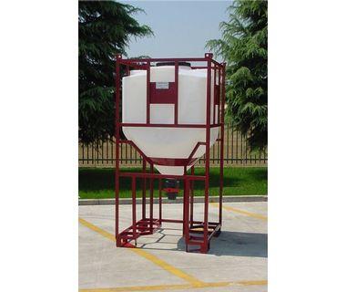 Cuve carrée ou rectangulaire à fond conique