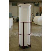 Cuves Plastique Cylindriques Verticales Fermées - PE PEHD HDPE