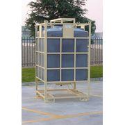 Conteneur Réservoir Plastique de Stockage et Transport IBC